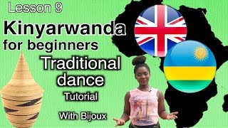 Hello Rwandaful people, today a different kind of lesson straight from Rwanda. We are going to learn the Rwandan traditional dance tutorial by friend Bijoux.