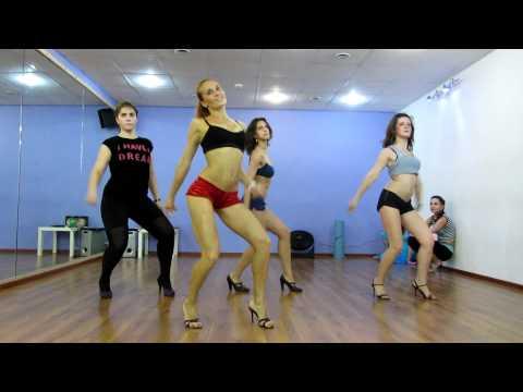 Танцы гоу гоу с Еленой Тряпициной