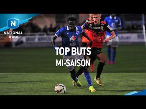 Top Buts Mi-Saison