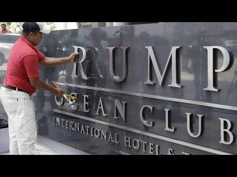 Streit um Luxus-Hotel: Trump hat Ärger in Panama