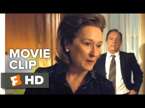 The Post Movie Clip - Hypothetical Question (2017) | Movieclips Coming Soon