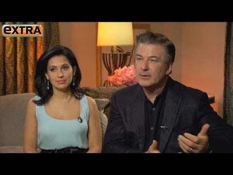 Boy or Girl for 'Extra's' Hilaria Baldwin and Hubby Alec?