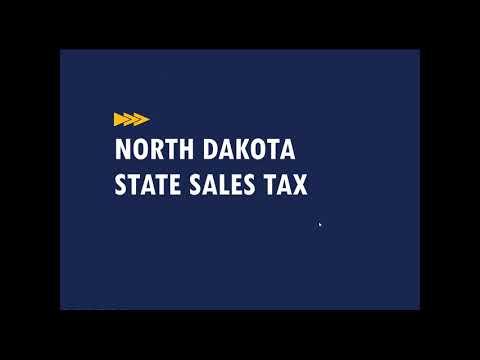 Webinar: North Dakota State Tax Update
