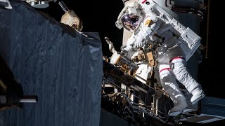 Alpha Magnetic Spectrometer Repair Spacewalk #1, Nov. 15, 2019 by NASA