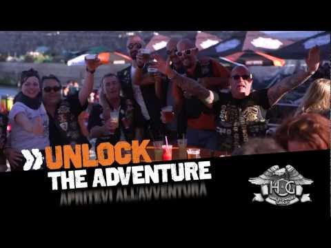 H.O.G.® -- Unlock the adventure