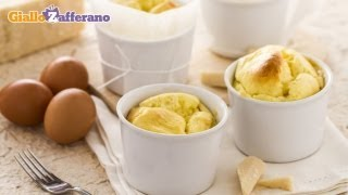 Cheese Souffle - Recipe