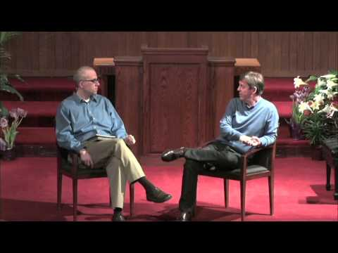 Begg - Taken at the 2013 Magnify Conference at University Reformed Church, Pastor Kevin sits down with Alistair Begg for a Q&A session.