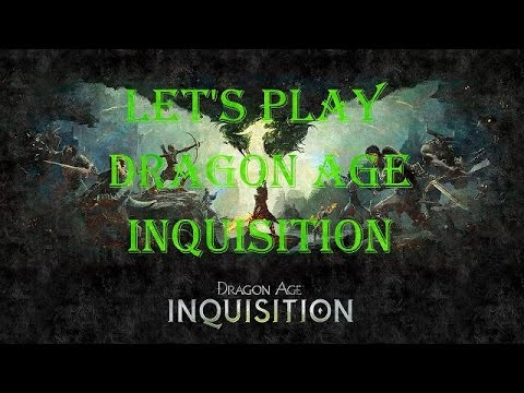 Let's Play Dragon Age Inquisition 33 Mark Druffalo