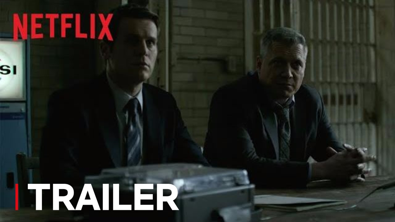 MINDHUNTER | Trailer 2 | Netflix