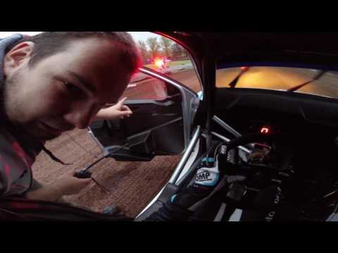 Ranga P. - Ózd Rally prológ - Skoda Fabia R5