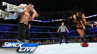 Nonton John Cena vs. Fandango: SmackDown LIVE, March 21, 2017 Film Subtitle Indonesia Streaming Movie Download