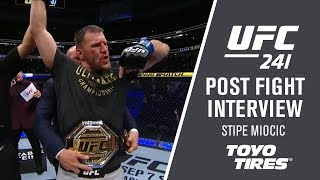 UFC 241 Stipe Miocic - This Is All Me by UFC