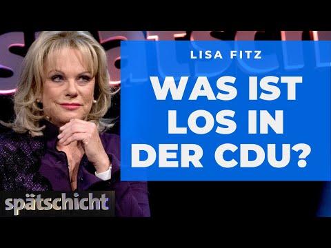 Lisa Fitz Гber MaaГen, Merkel und Brinkhaus  SWR SpГtschicht