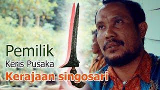 Cerita Mbah Turkani Menemukan Keris PUSAKA Peninggalan Kerajaan Singosari