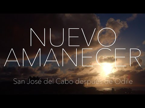 San Jose Del Cabo Clean up After Odile