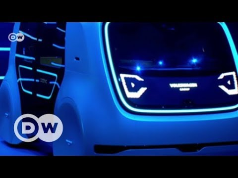 VWs Mann für die Zukunft: Johann Jungwirth | DW Deuts ...