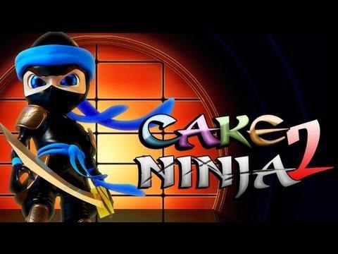 Cake Ninja Nintendo DS