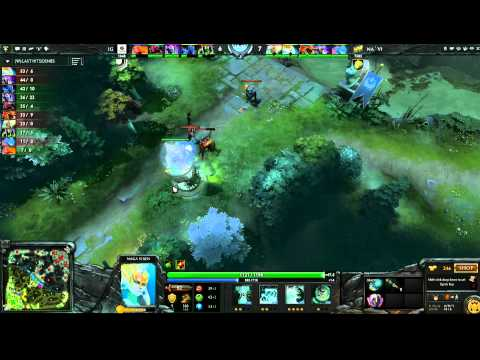 iG vs Na`Vi The International 2 Final Game 2