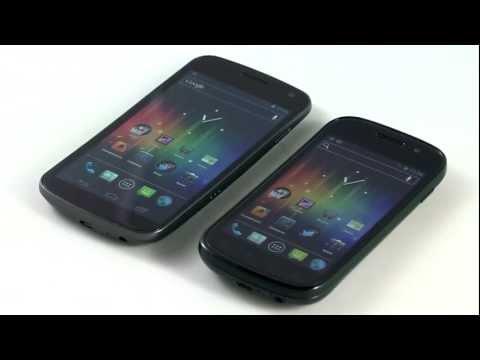 - Google Nexus S i Galaxy Nexus [porównanie]