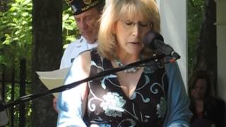 Memorial Day May 27, 2013 Wurtsboro, NY Tribute to Our Troops Some Gave All sung by: Mia Hubbert