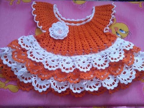 Download Вязание. Вяжем платье на малышку