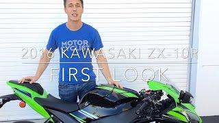 6. 2016 Kawasaki Motorcycles ZX-10R | Video Walk-Around