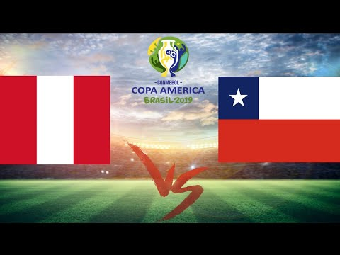 Peru Vs Chile En VIVO | Copa America 2019 | Semi Final