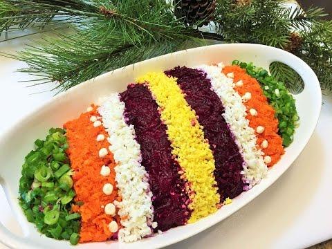 Легкий вкусный салат рецепт с фото