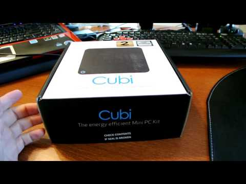 MSI Cubi - Unboxing And Overview