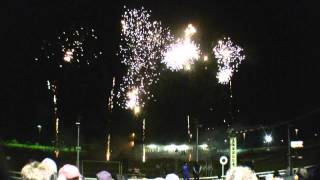 Sky Sports Elite League Fireworks by Shockwave Pyrotechnics
