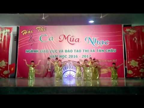 Em yêu đất nước Việt Nam - Song ca THBT A Long Thạnh