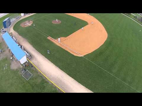 MCC Baseball: Game Day Drone Footage