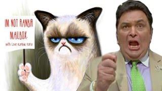 Rishi Kapoor Is NOT Ranbir Kapoor's MAILBOX | HATE TWEET
