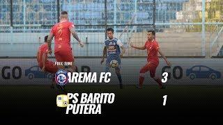 Video [Pekan 32] Cuplikan Pertandingan Arema FC vs PS Barito Putera, 24 November 2018 MP3, 3GP, MP4, WEBM, AVI, FLV Desember 2018