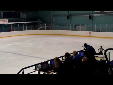 ПП Станислава Константинова 1 этап кубка СПб (видео)