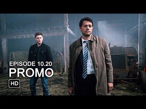 Supernatural - Episode 10.20 - Angel Heart - Promo