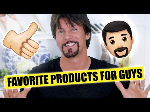 JAMES FAVORITES | Best Products For Guys ...