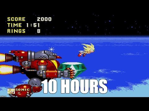 Sonic & Knuckles - Doomsday Zone Extended (10 Hours)