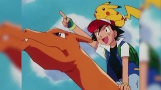Adventures with Ash and Charizard! by The Official Pokémon Channel