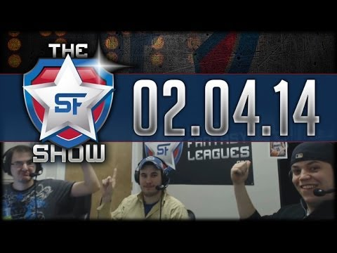 The Star Fantasy Leagues Show – February 4, 2014