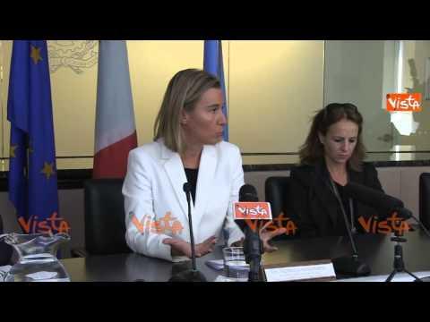 NY Mogherini avanti su associazione con Ucraina posticipato solo accordo commerciale