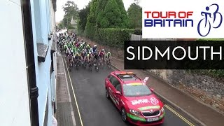 Sidmouth United Kingdom  city photos gallery : Tour of Britain 2016 - Stage 6 - Sidmouth to Haytor, Dartmoor