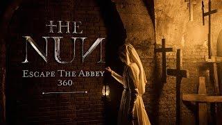 """VIDEO: THE NUN – """"Escape the Abbey 360"""" Clip"""