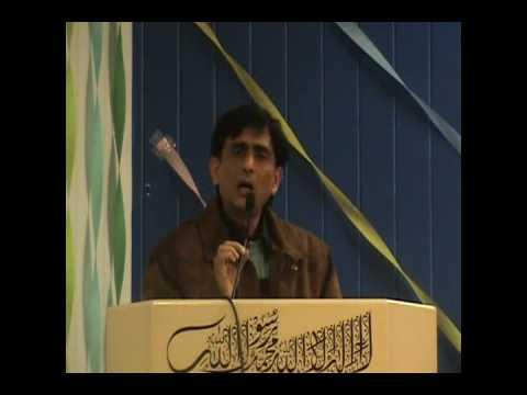Mushaira Toronto [Mississauga] Oct 2008 - Part 8 [Ahmad Salman]