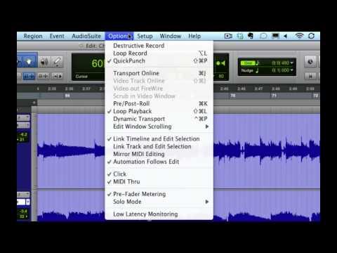 Page Scrolling in Pro Tools – HomeStudioCorner.com