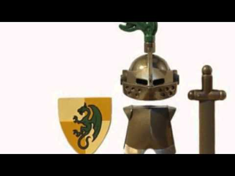 Video YouTube video ad of the Knight Armor Pack