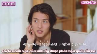 Vietsub Baekhyun C0smopolitan (Bộ Bộ Kinh Tâm Cast), bộ bộ kinh tâm, phim bo bo kinh tam, phim bộ bộ kinh tâm, xem phim bo bo kinh tam