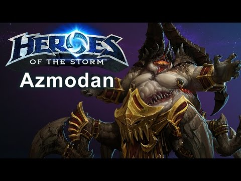 storm - Some gameplay with Azmodan! Hell's legion...and all that stuff. Heroes Beta Registration: http://us.blizzard.com/en-us/games/heroes/ Force Strategy Gaming: h...