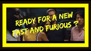 Nonton FAST AND FURIOUS 8 - TRAILER Tease Cincere Reaction Film Subtitle Indonesia Streaming Movie Download
