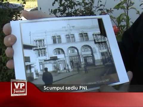 Scumpul sediu PNL